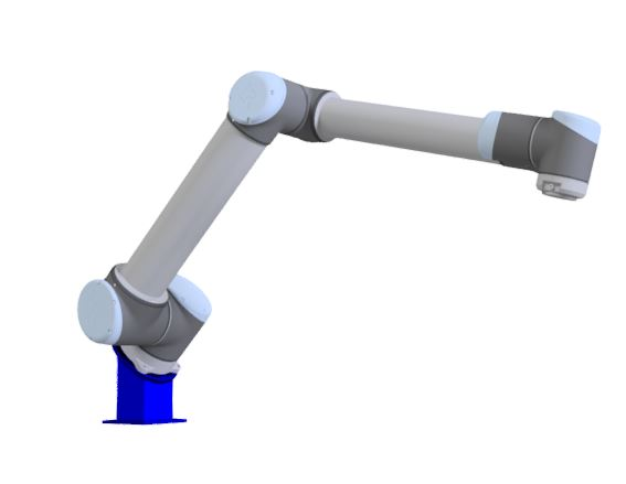 Collaborative Robot End of Arm Products and Parts